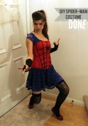 UNDONE: DIY Spider-Man Costume